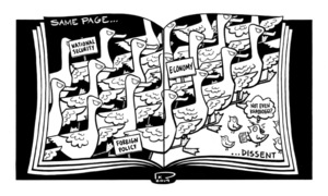Cartoon: 31 March, 2019