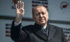 Turks vote in local polls which Erdogan's party could lose in big cities