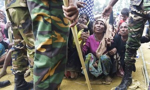 First Rohingya woman shot dead in Bangladesh drugs clampdown