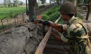 ایل او سی: بھارتی فوج کی بلا اشتعال فائرنگ سے شہری جاں بحق