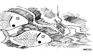 Cartoon: 4 April, 2019