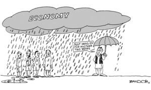 Cartoon: 5 April, 2019