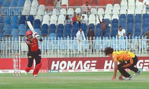 Khushdil inspires KP to sensational win