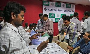 بغیر نگران حکومت بھارت میں شفاف انتخابات کیسے ہوجاتے ہیں؟