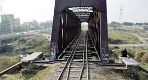 British-era railway network unchanged to meet modern requirements