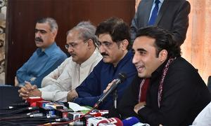 PPP asks govt to disclose IMF terms before signing deal