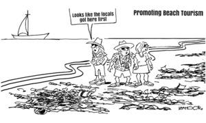 Cartoon: 8 April, 2019