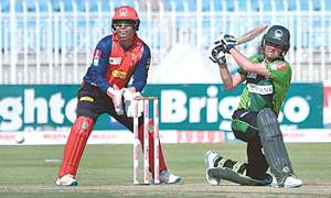 Ton-up Iftikhar leads Punjab to consolation win