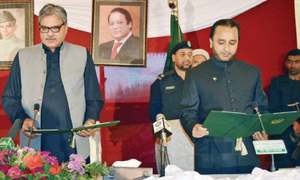 Gilgit-Baltistan to have two more districts, says CM
