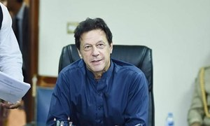 PM Khan reviews CPEC projects ahead of second China visit