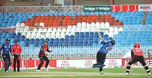 Khurram dazzles with ton in facile Punjab victory