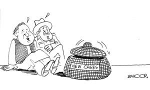 Cartoon: 12 April, 2019