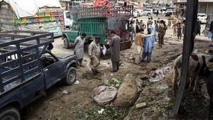 کوئٹہ ایک بار پھر دہشت گردی کی زد میں