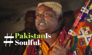 Watch #PakistanIsSoulful, a peek into how music brings joy to communities in Sindh