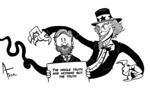 Cartoon: 13 April, 2019