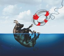 Stock market needs a bailout