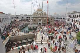 Baisakhi festival concludes at Gurdwara Punja Sahib