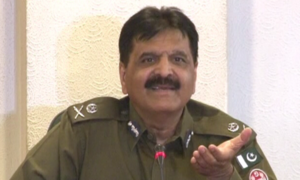 Govt replaces Punjab IGP Saleemi