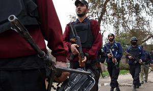 1 policeman martyred, 1 terrorist killed in intelligence-based operation in Peshawar: minister