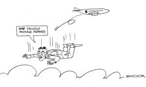Cartoon: 17 April, 2019