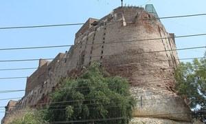 ریزہ ریزہ ہوتا حیدرآباد کا پکا قلعہ