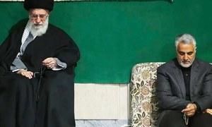ایران کے سپریم لیڈر اور پاسداران انقلاب کمانڈرز کے انسٹاگرام اکاؤنٹس معطل