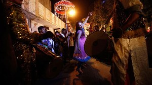 Stop the music! Indians shun trafficked dance troupes at weddings