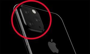 ایپل کا نئے آئی فونز میں کیمرے زیادہ بہتر بنانے کا فیصلہ