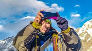 Here are 5 great shots the OPPO F11 Pro captured at the Everest Base Camp