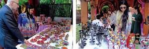 Festival showcases exquisite art and craft