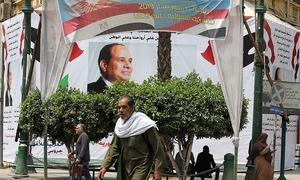 Egypt vote on referendum extending el-Sissi's rule to 2030