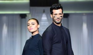 HSY made a cool foray into athleisure on Hum Showcase Day 2