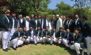 'Meeting PM Khan before World Cup has raised our spirits'