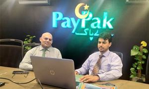 Tech talk: A local startup bets the bank on electronic payments