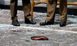 Death toll rises to 138 as string of blasts rips through churches, hotels in Sri Lanka