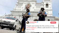 Stars send prayers to victims of the Sri Lanka bomb attacks