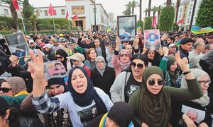 Morocco sees big protests for release of jailed activists