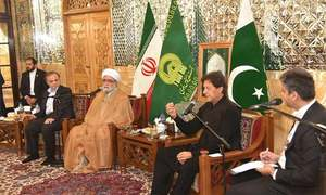 PM arrives in Iran, to meet Khamenei, Rouhani today
