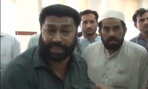 Peshawar police arrest man alleging anti-polio vaccines cause children to faint, die
