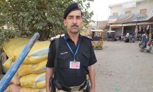 Police officer on his way for polio duty gunned down in Bannu