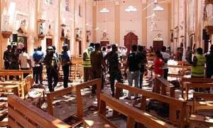 داعش نے سری لنکا میں بم دھماکوں کی ذمہ داری قبول کرلی