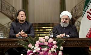 PM Office says Imran's statement in Iran taken 'largely out of context'
