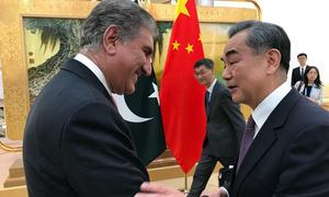 China acknowledges Pakistan's efforts in 'combating terrorism, extremism'