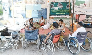 SC summons FIA, anti corruption officials in case regarding illegal employments on quota for disabled persons