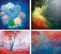 New landscape exhibition explores spirituality, mysticism