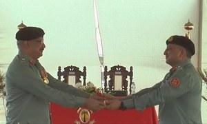 میجر جنرل عمر بخاری نے نئے ڈی جی رینجرز سندھ کی ذمہ داریاں سنبھال لیں