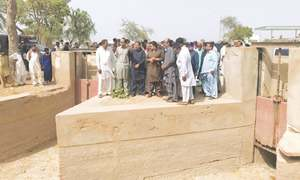 All areas of Badin to start getting water within few days: minister