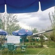 Chitral restaurant set up in grounded aircraft sealed
