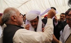 وزیراعلیٰ پنجاب عثمان خان، بزدار قبیلے کے 9ویں سردار منتخب