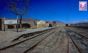 Pakistan through the eyes of a train traveller